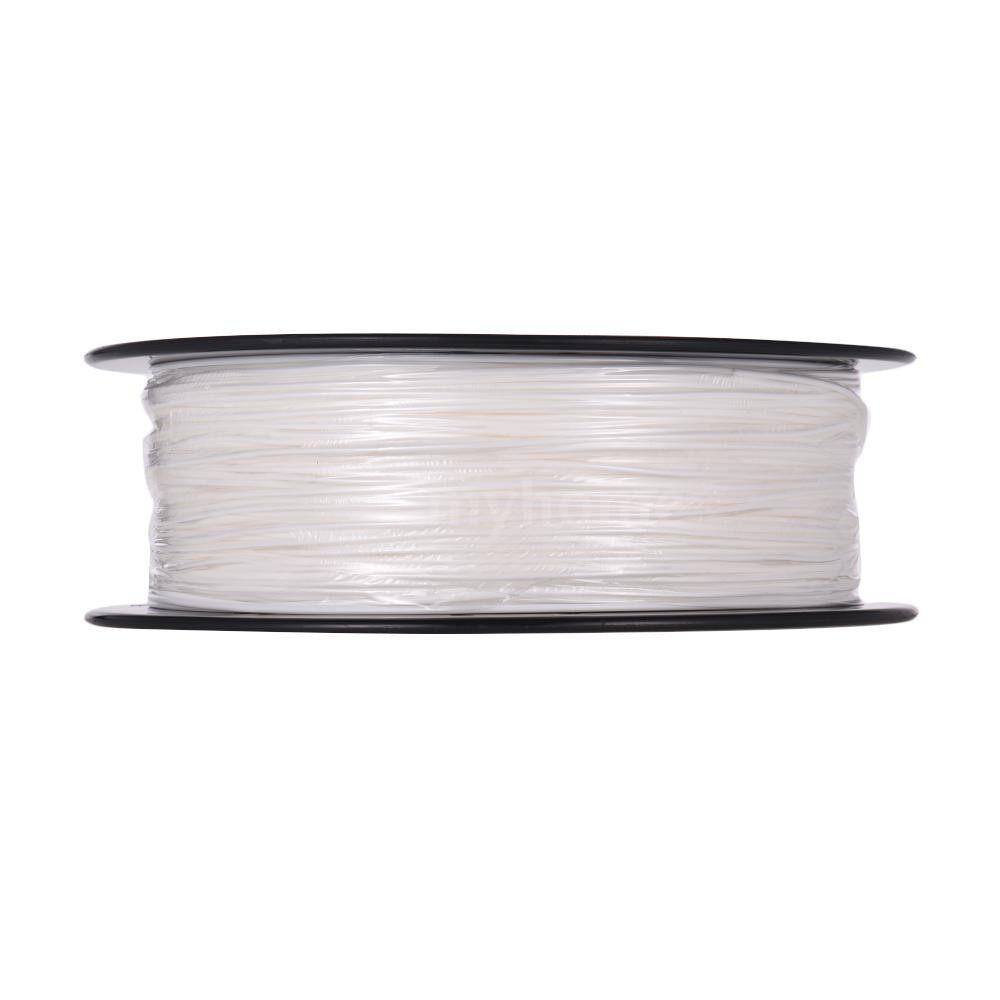Printers & Projectors - 1KG/ Spool PC Polycarbonate Filament 1.75mm Diameter 240 Printing Temperature for 3D Printers - WHITE