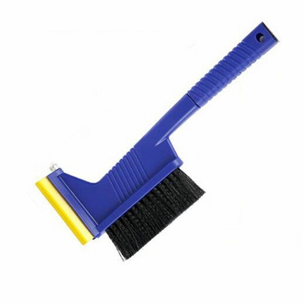 Cleaning Equipment - Blue Auto Vehicle Multifunction Snow Ice Scraper Snow Shovel Snow Removal Brush - Car Care
