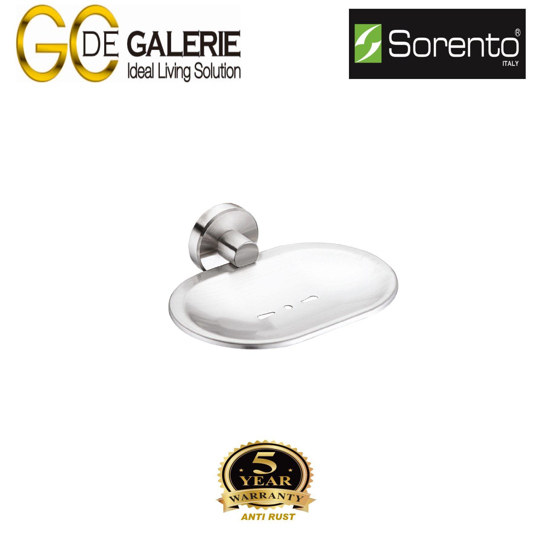 Sorento SRT2302-HP Bathroom/ Toilet Stainless Steel 304 Soap Holder