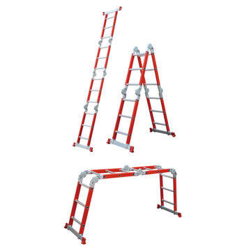 Heavy Duty Multi Purpose Ladder / Tangga Lipat WK-LD-2003 (100%Original)