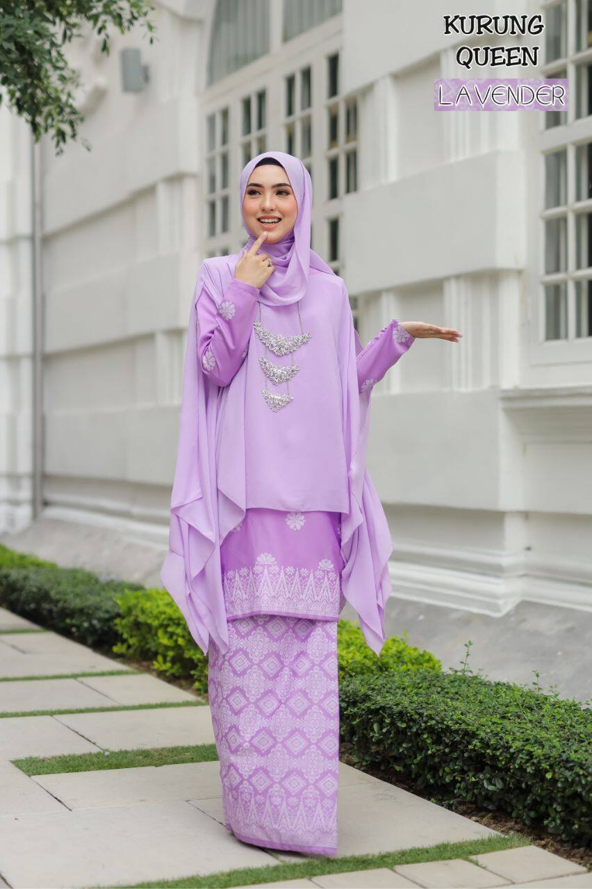 New Collection [NEW ARRIVAL] Kurung Queen 2020