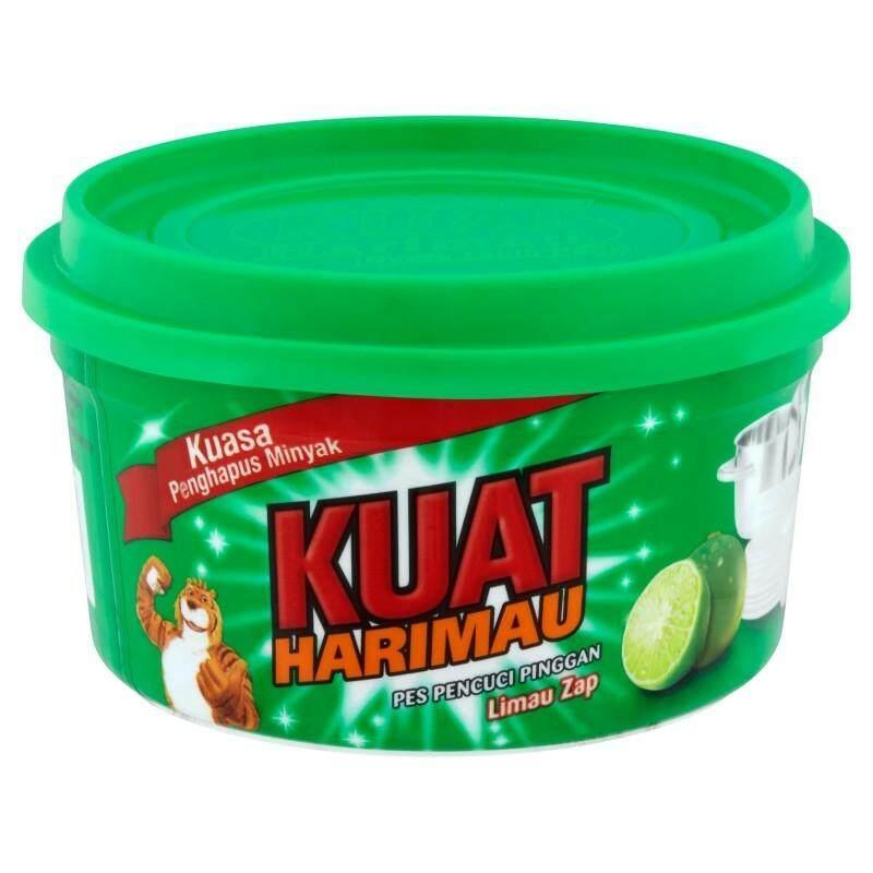 Kuat Harimau Dishwashing Paste - Lime Zap (200g)