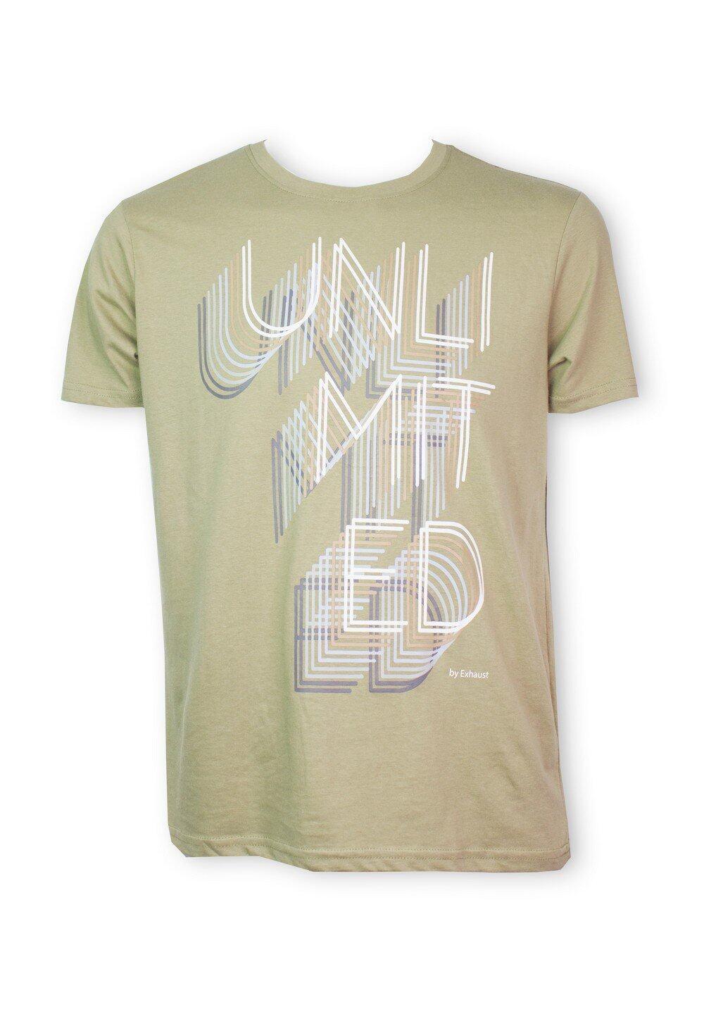 UNLIMITED effect T-shirt 947