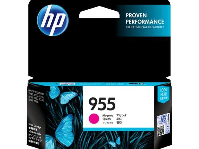 HP 955 LOS54AA Magenta Original Ink Cartridge