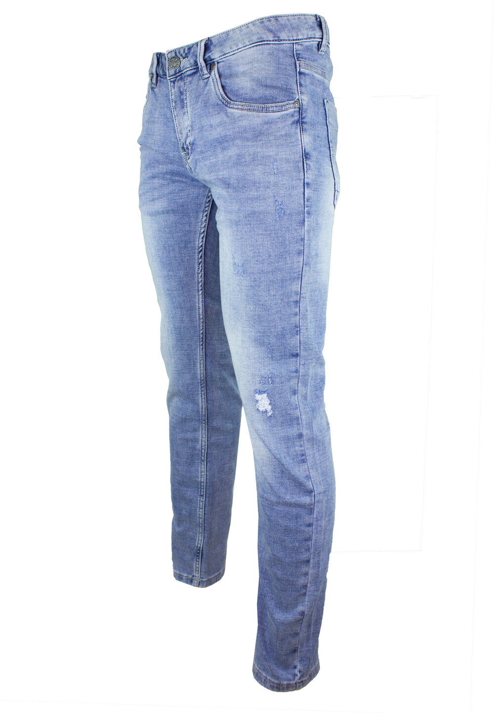 Exhaust Stretch Skinny Denim Long Pant 916