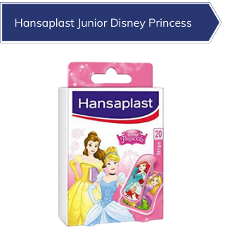 Hansaplast Junior Disney Princess-20s