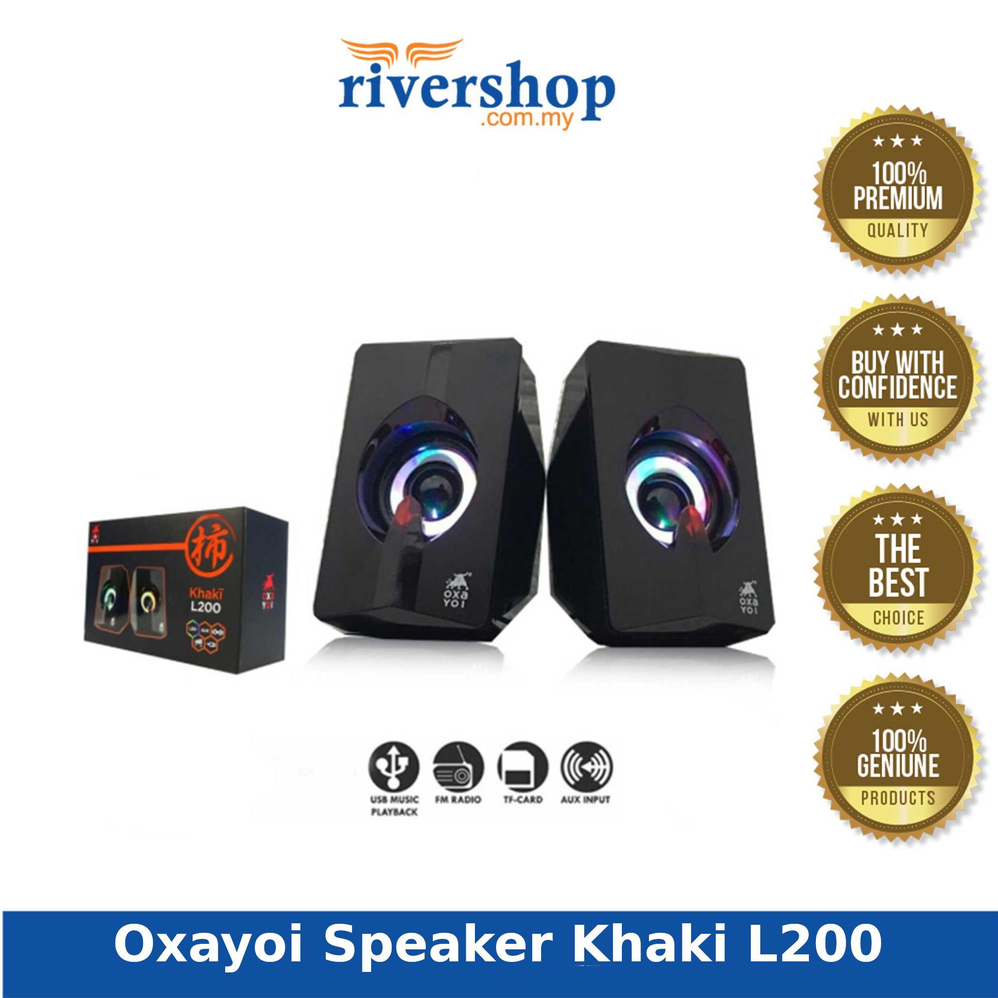 Oxayoi Speaker Khaki L200