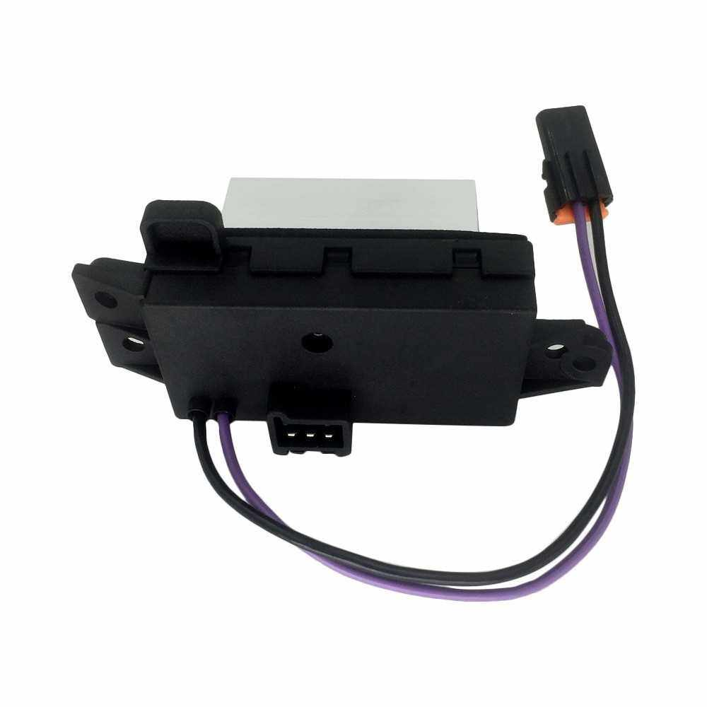 Best Selling Heater Air Conditioning Blower Motor Regulator Resistor Module 4P1516 Fit for Chevy Silverado Tahoe Suburban GMC Sierra (Standard)