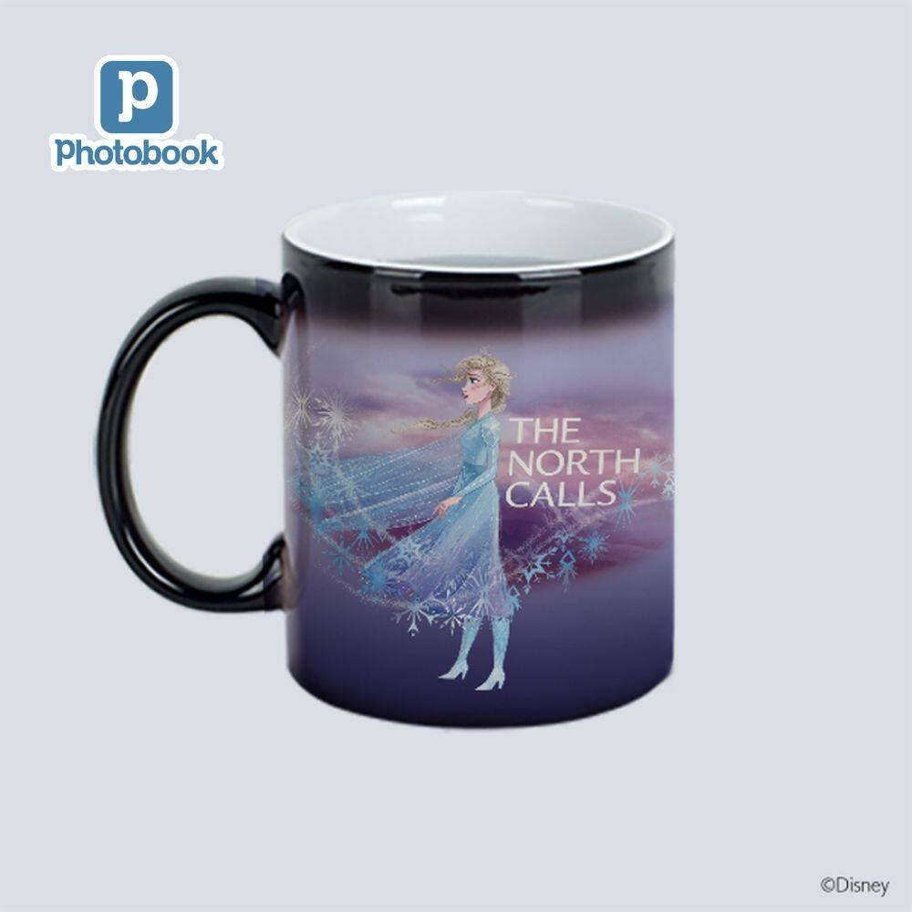 [e-Voucher] Photobook Personalised Disney Frozen II Single Magic Mug