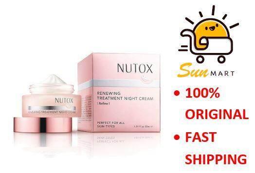 Nutox Renewing Treatment Night Cream 30ml