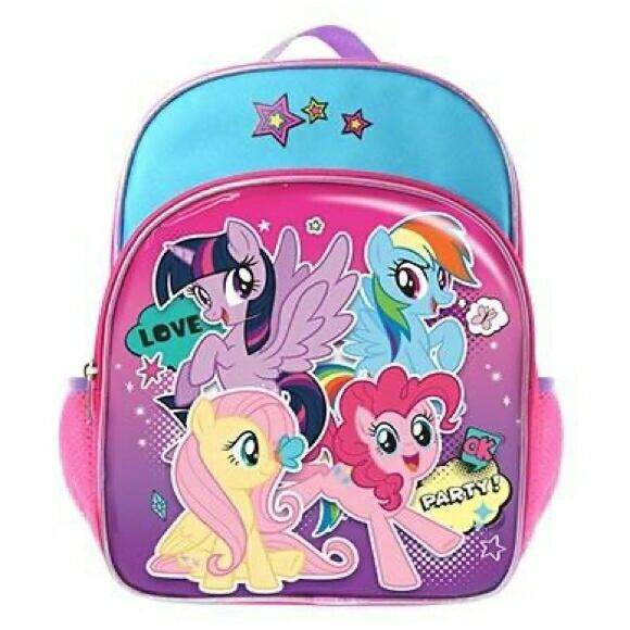 My Little Pony Pre-School / Kindergarden Bag 12