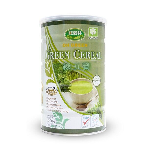 OH GREEN GREEN CEREAL 500g