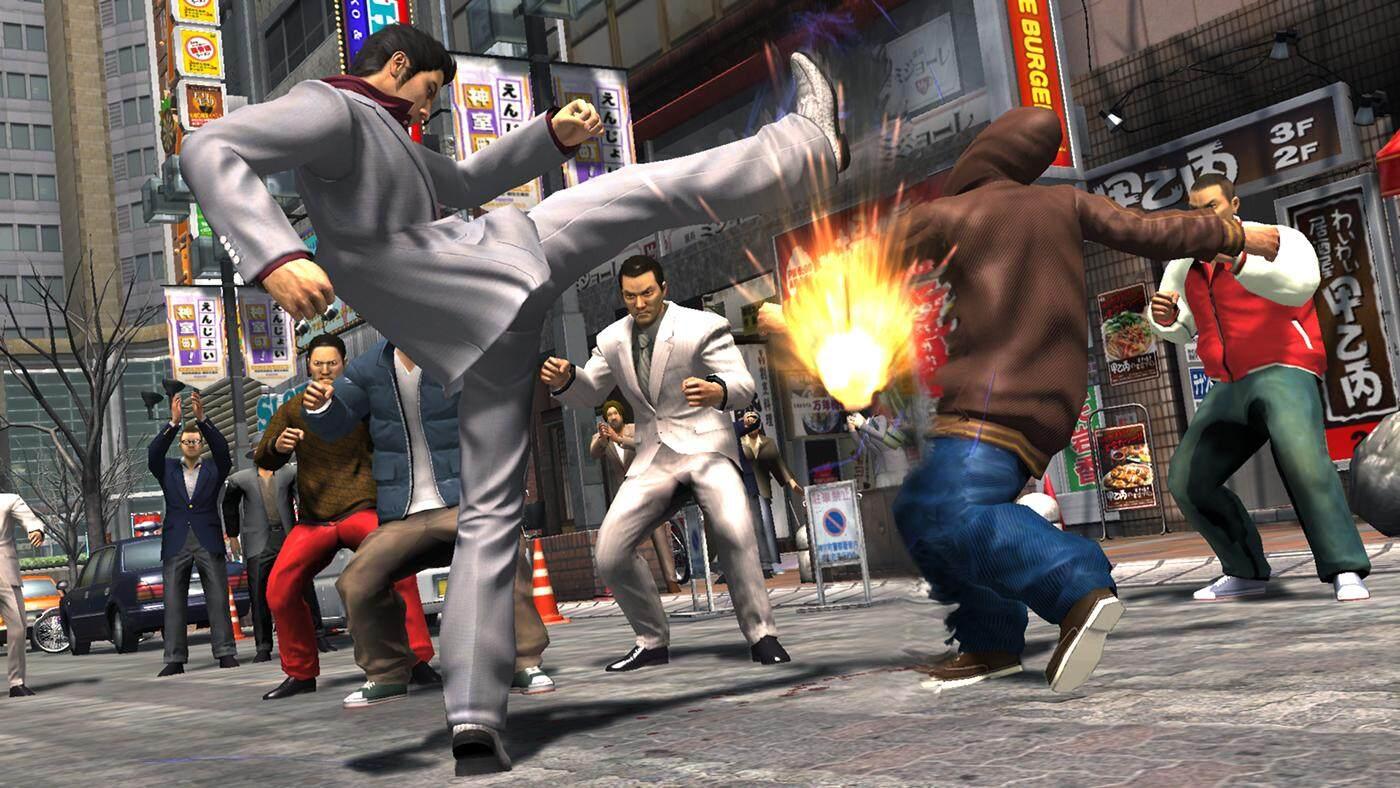 (PS4) Ryu Ga Gotoku 3 Chinese Version (R3/CHN) 3