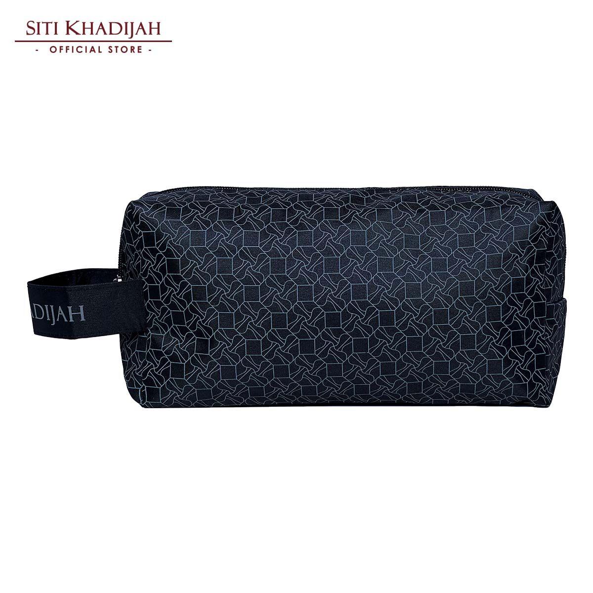 Siti Khadijah Pouch Bag SK2020 in Black