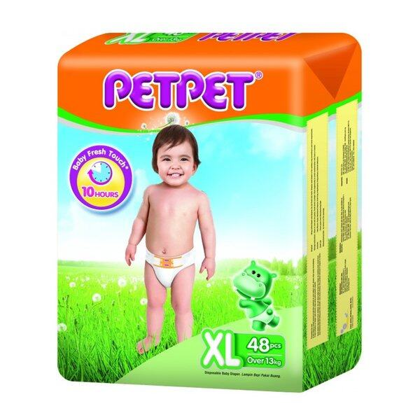 PAMPERS PET PET - XL 48