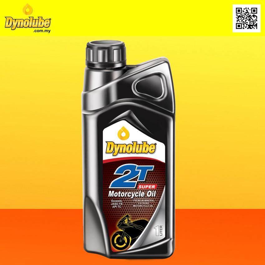 Dynolube 2T SUPER 2-Stroke Motorcycle Oil  1L