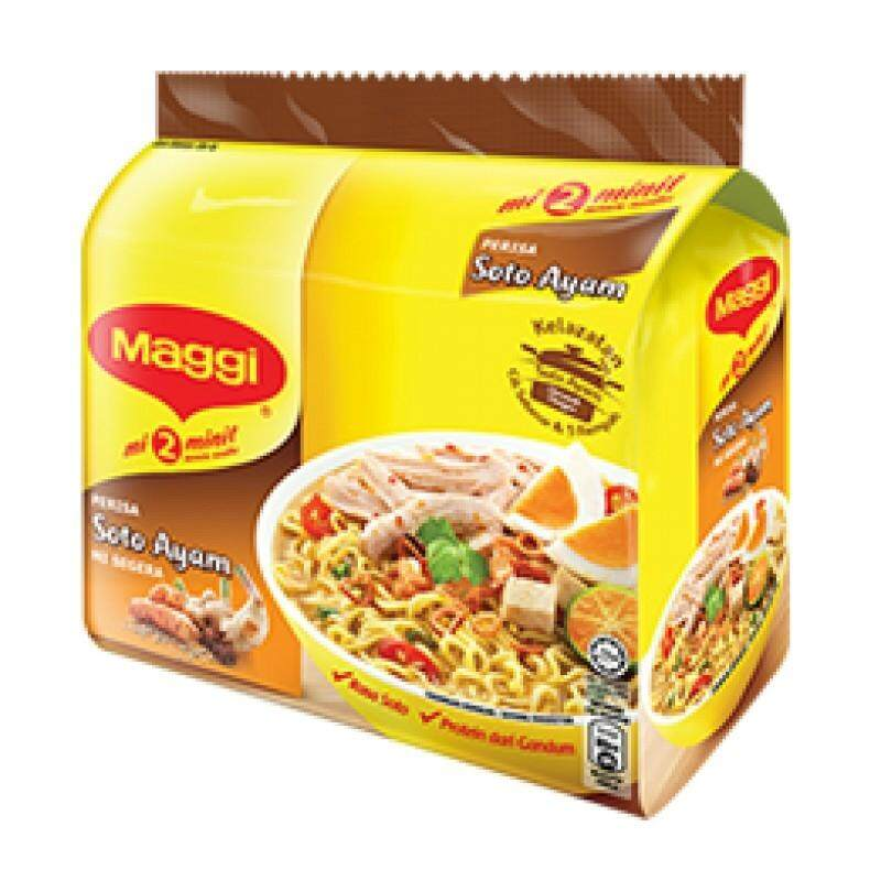 MAGGI INSTANT NOODLES SOTO AYAM (80G) READY STOCK