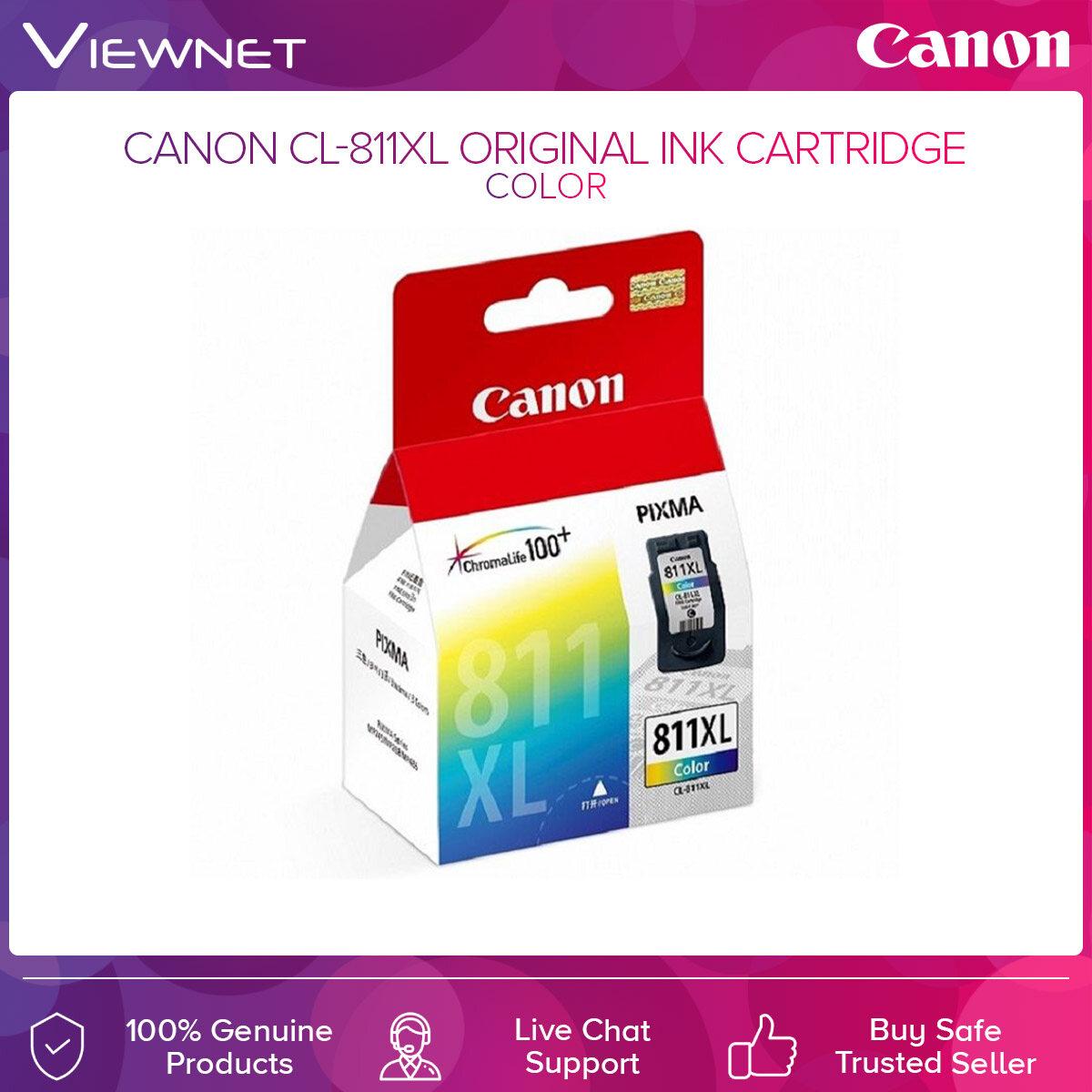 Canon CL 811 XL / PG 810 XL Original Ink Cartridge