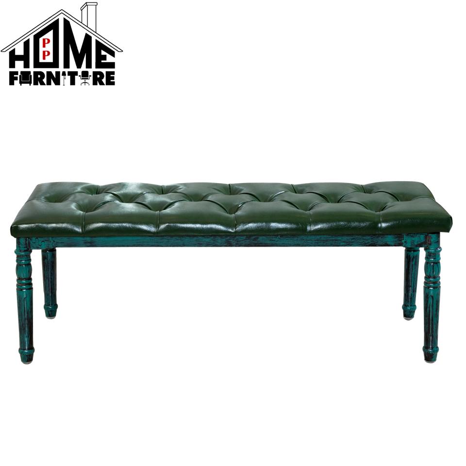 PP HOME Sofa stool/Sofa relax/Lazy chair/Sofa bed/ Sofa I shape/Sofa single/ Bench chair/Lazy sofa/ Storage stool/  Long sofa/ Sofa bangku/ Sofa panjang 长凳沙发椅/ 懒人沙发9066