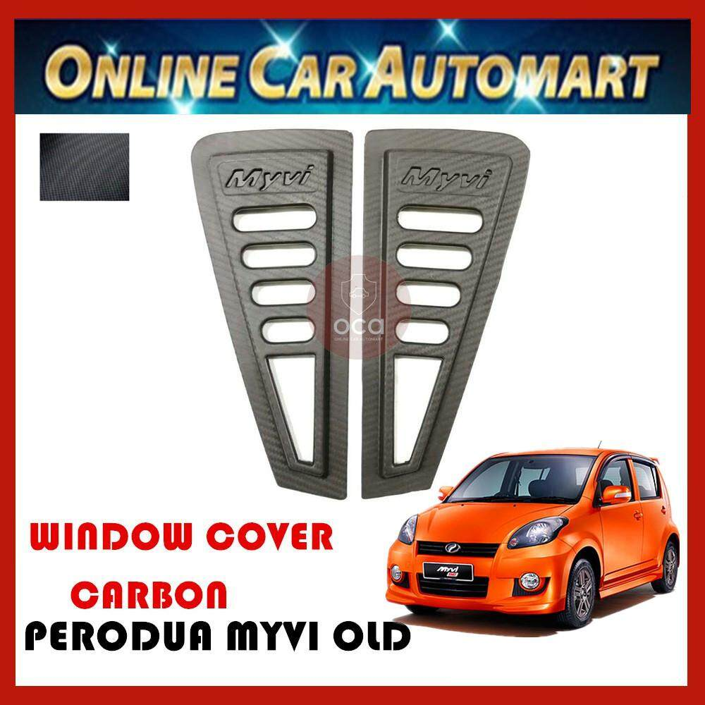 Rear Side Window Cover for Perodua Myvi OLD (2005-2008)