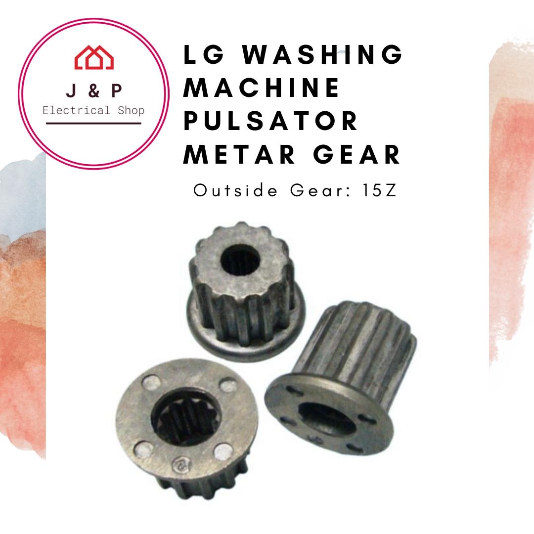 Pulsator Metal Gear for Washing Machine ( Panasonic/ LG) [ READY STOCK]1366024368-1598111821254-1