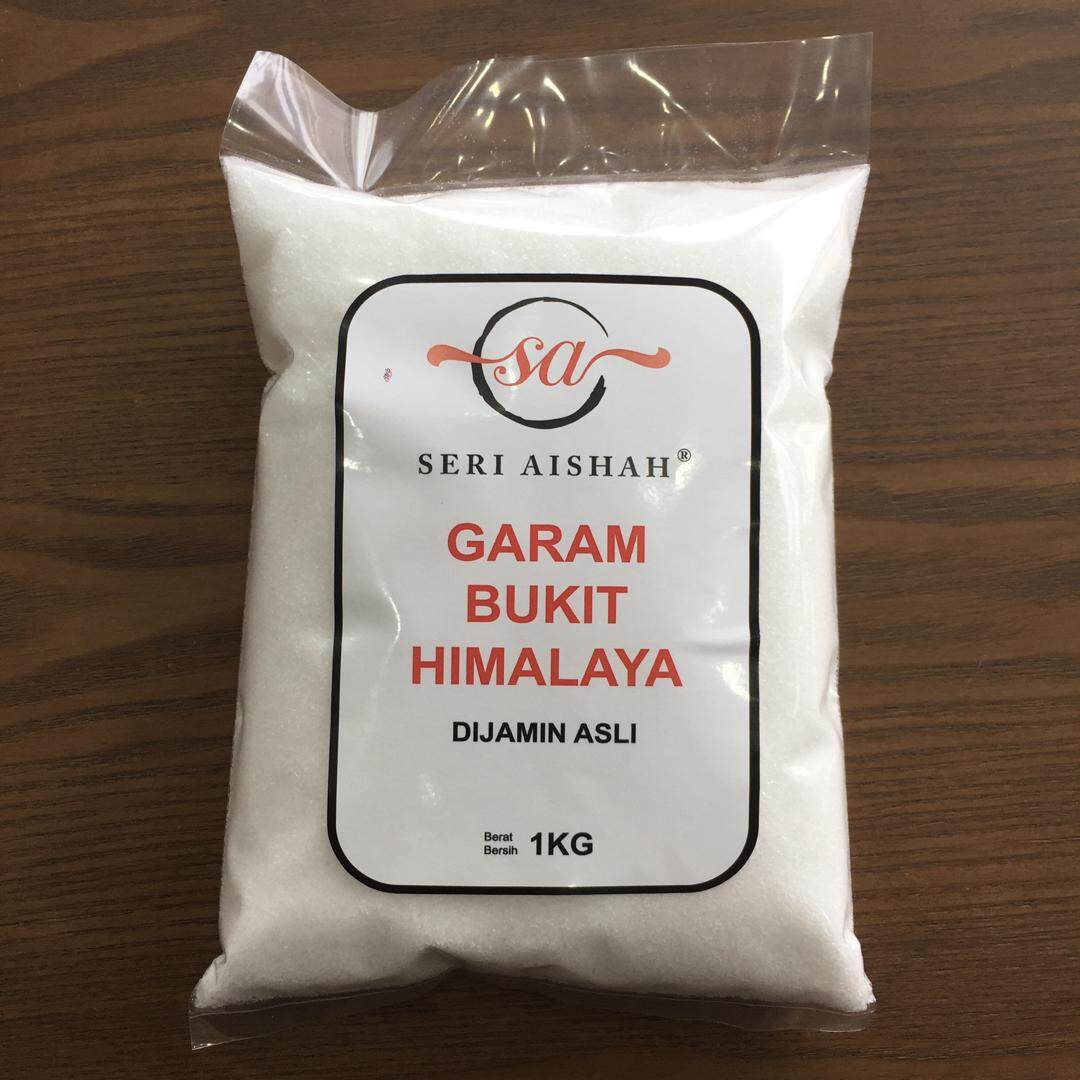 White Rock Salt 1KG (eat