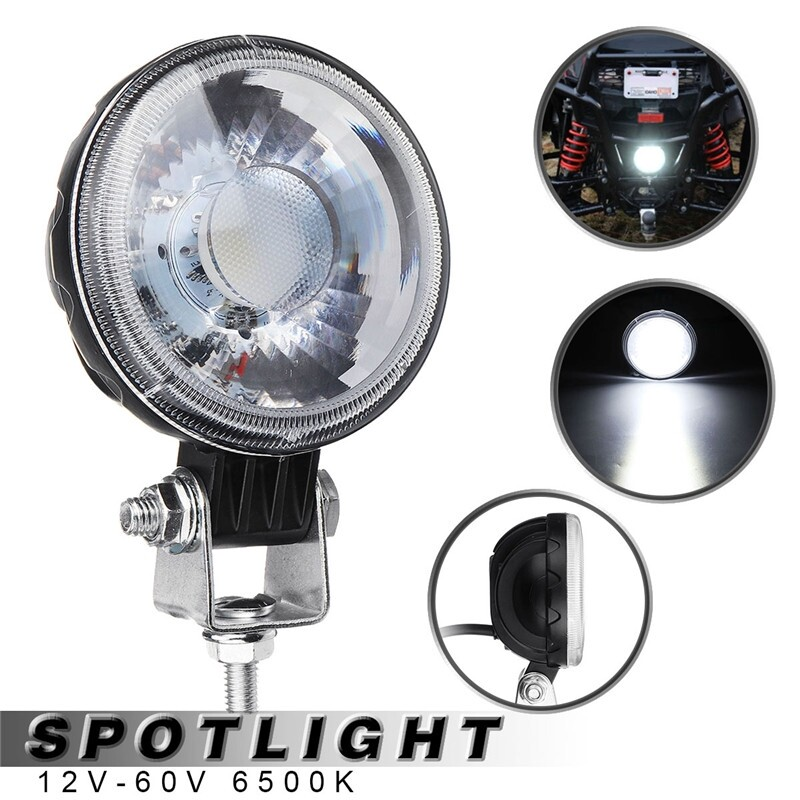 Car Lights - 3Inch 18W LED Spotlight Work light Driving Lamp Motorcycle Offroad SUV ATV - Replacement Parts
