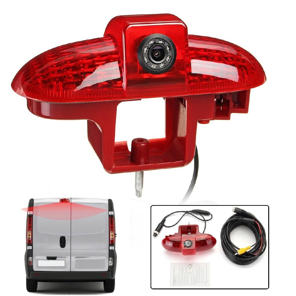 Drones & Action Cameras - 170 Car Rear View Reversing Camera Brake Light For Renault Trafic 2001-2014 PAL