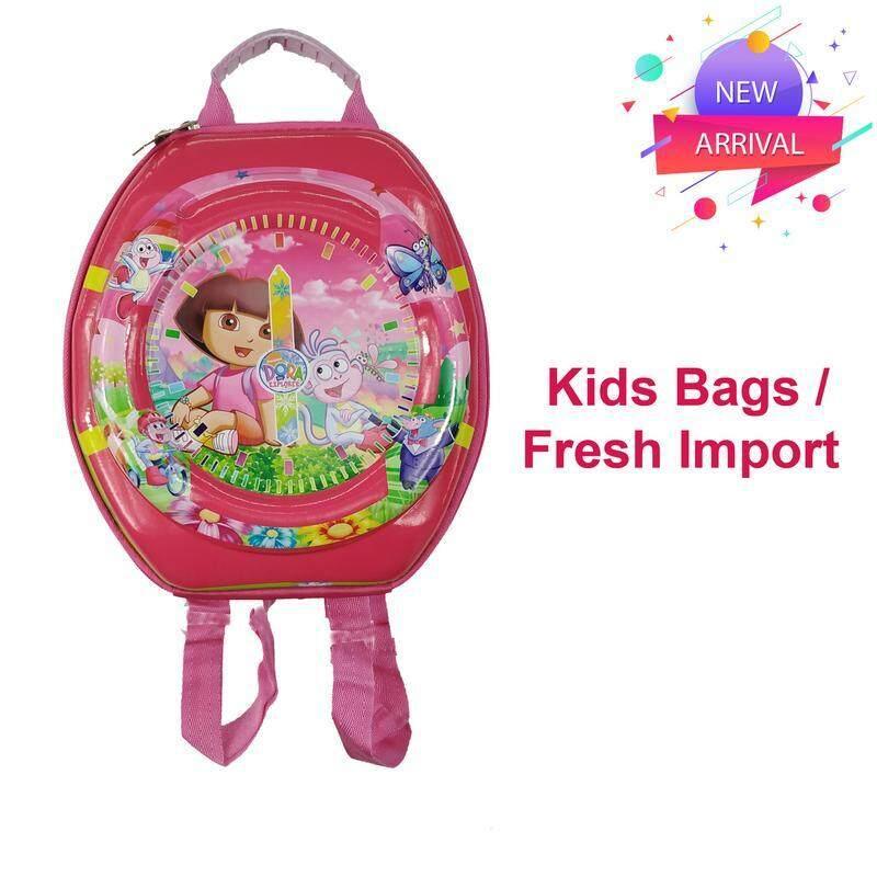 Kids School Bag /Cartoon bag/Backpack Pink