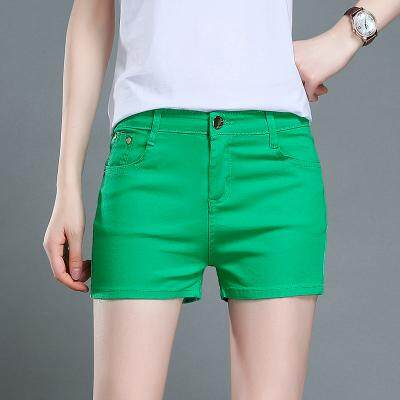 (PreOrder14 Days  JYS Fashion Korean Style Women Jeans Pant Collection-5216095col521-6095--Green -25
