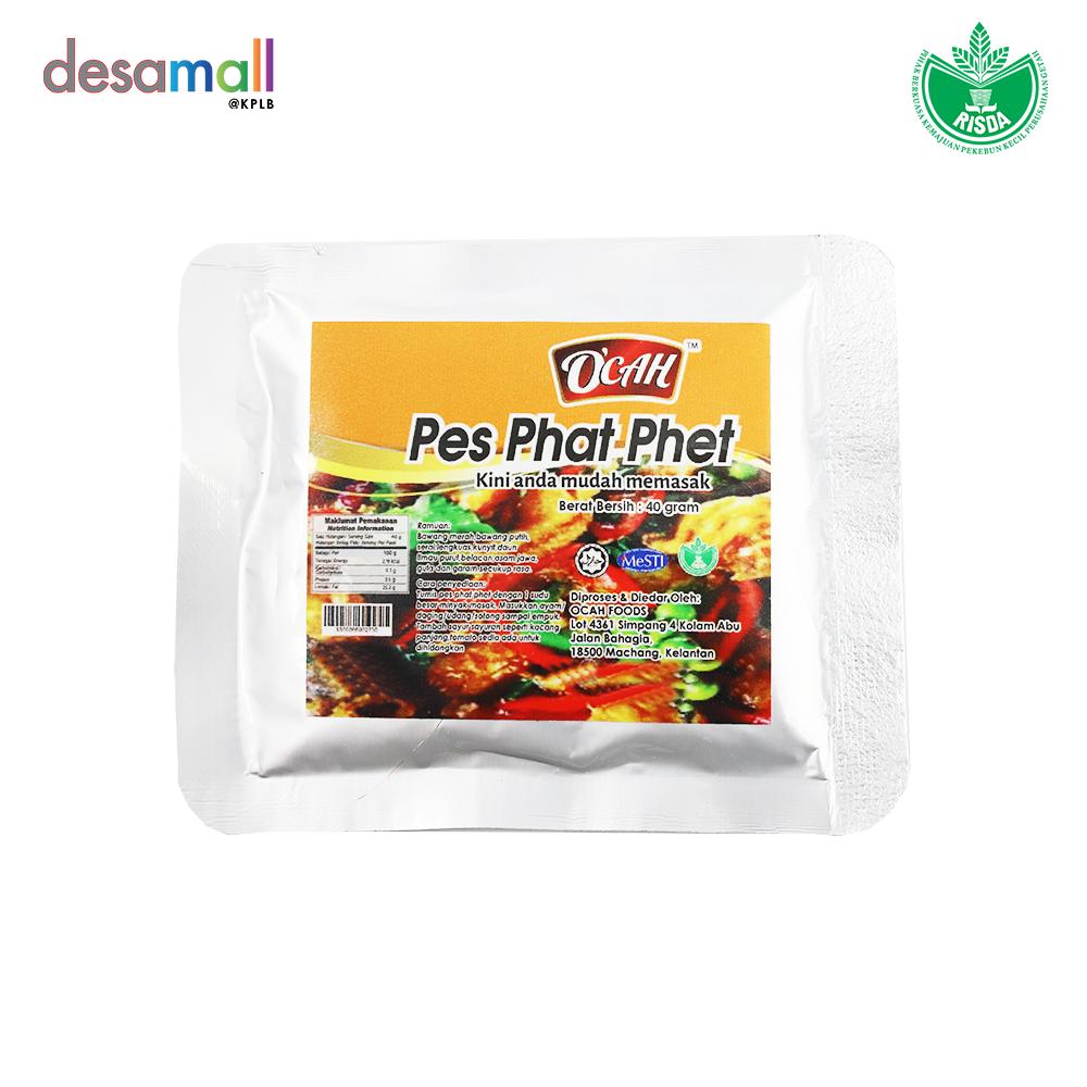 OCAH Pes Phat Phet (40g)
