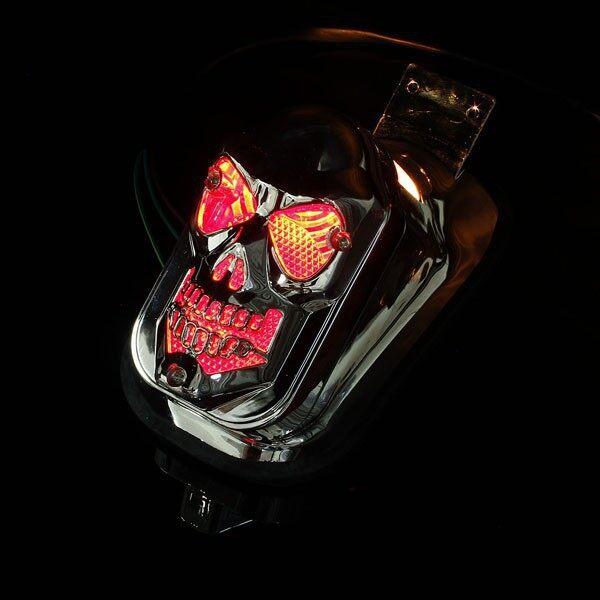 Moto Accessories - Cc Motorcycle Quad ATV Rear Brake Turn Signal Lamp - Motorcycles, Parts