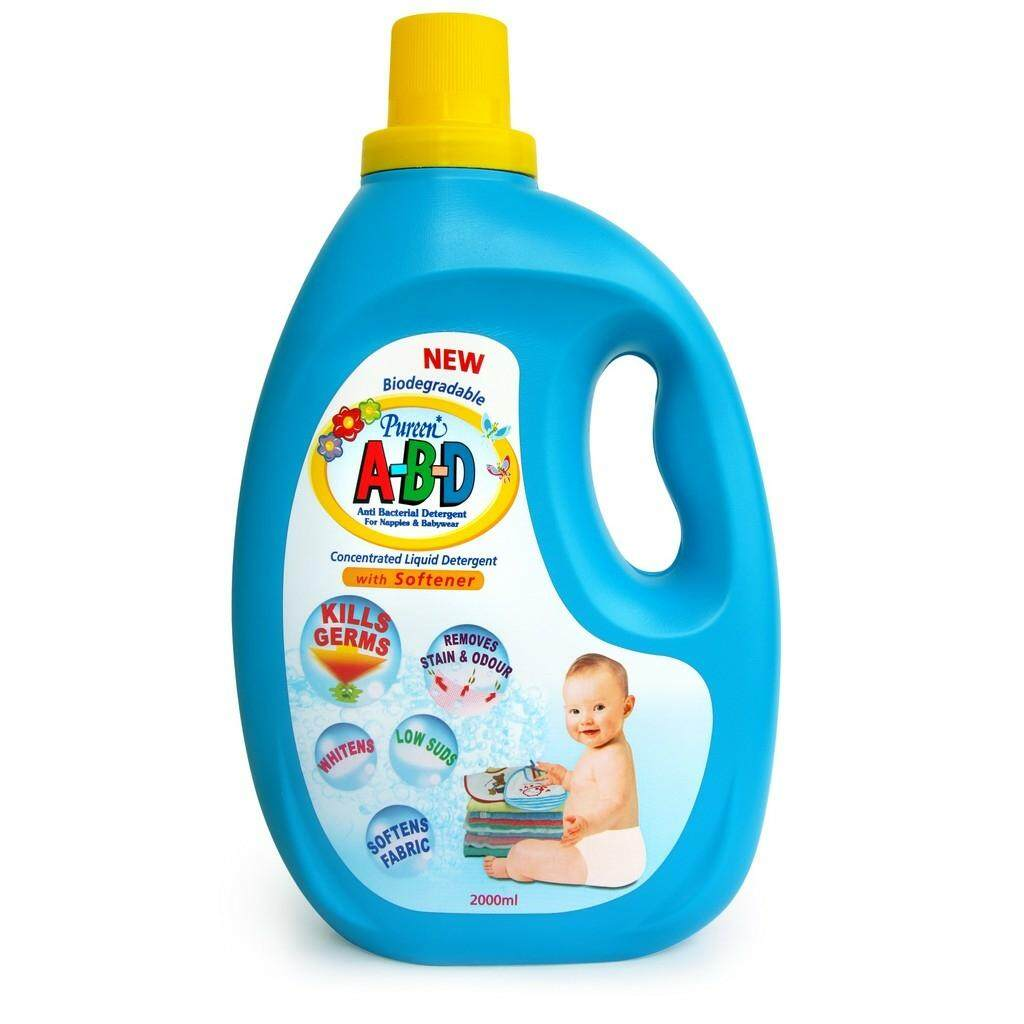 Pureen A-B-D Liquid Detergent (4800ml) READY STOCK