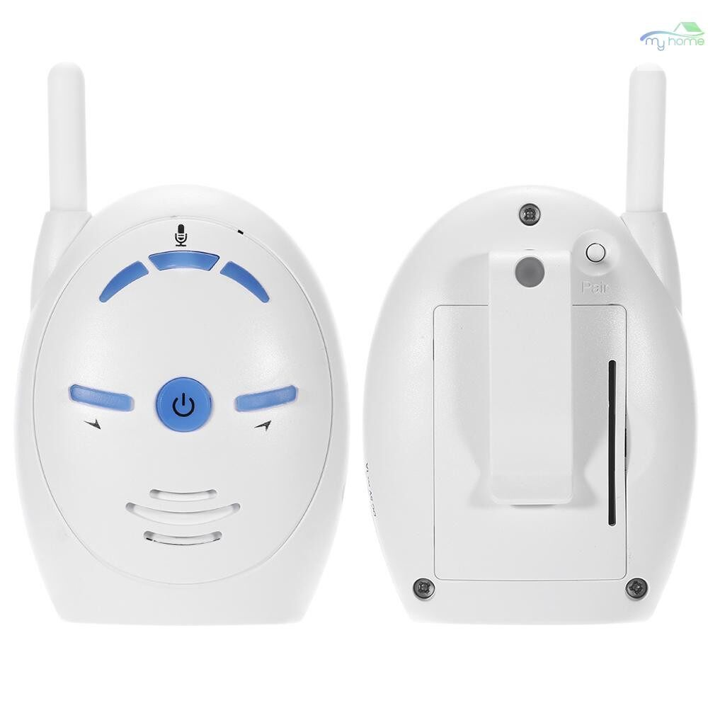 Monitors - 2.4GHz WIRELESS Infant Baby Audio Monitor Support 2-way Audio Voice Monitoring Crying Alarm for - Computer Accessories