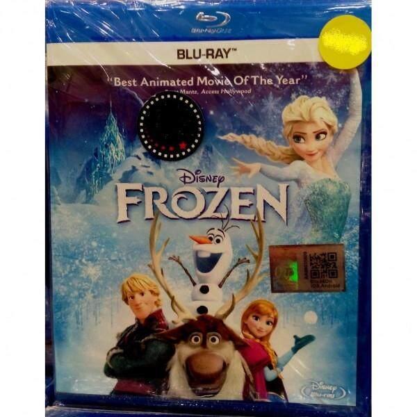 Disney FROZEN Anime Blu-ray