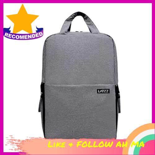 Best Selling LATZZ Outdoor Portable Waterproof Scratch-proof Dual Shoulders Backpack Camera Accessaries Bag Grey (Grey)