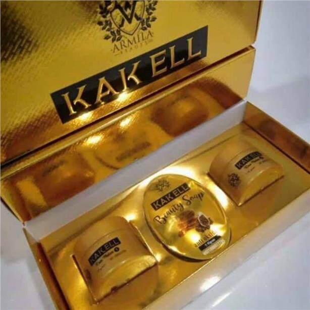 KAK ELL 3IN1 SKINCARE - SET JERAGAT ( New Pakaging)