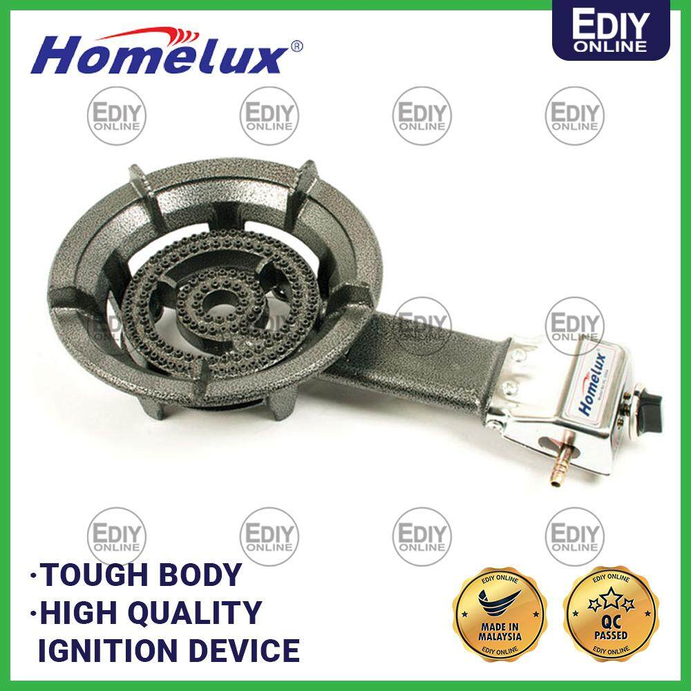 Homeluxx HHL-200A Cast Iron Low Pressure Burner Automatic _1704004