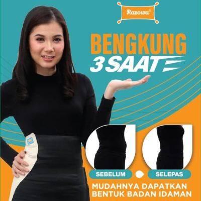 Razowa: Bengkung 3 Saat - Extra Size (3XL-4XL)