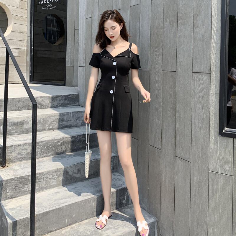 JYS Fashion Korean Style Women Dinner Dress Collection 533-3778