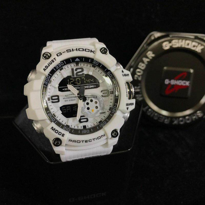 New Sport Collection Casio_G_SHOCK_Dual Display Watch For Men