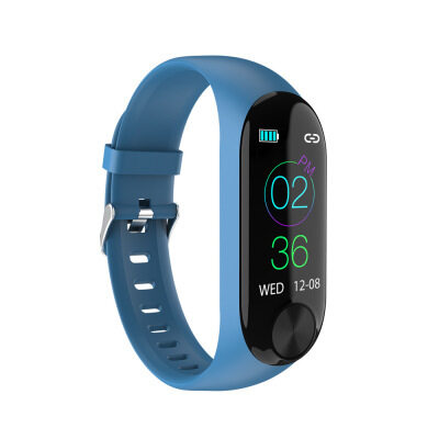 Smart Bracelet Health Heart Rate Watches Blood Pressure Monitoring Y10 Waterproof Wristband Pk M3 Smartband 14376180