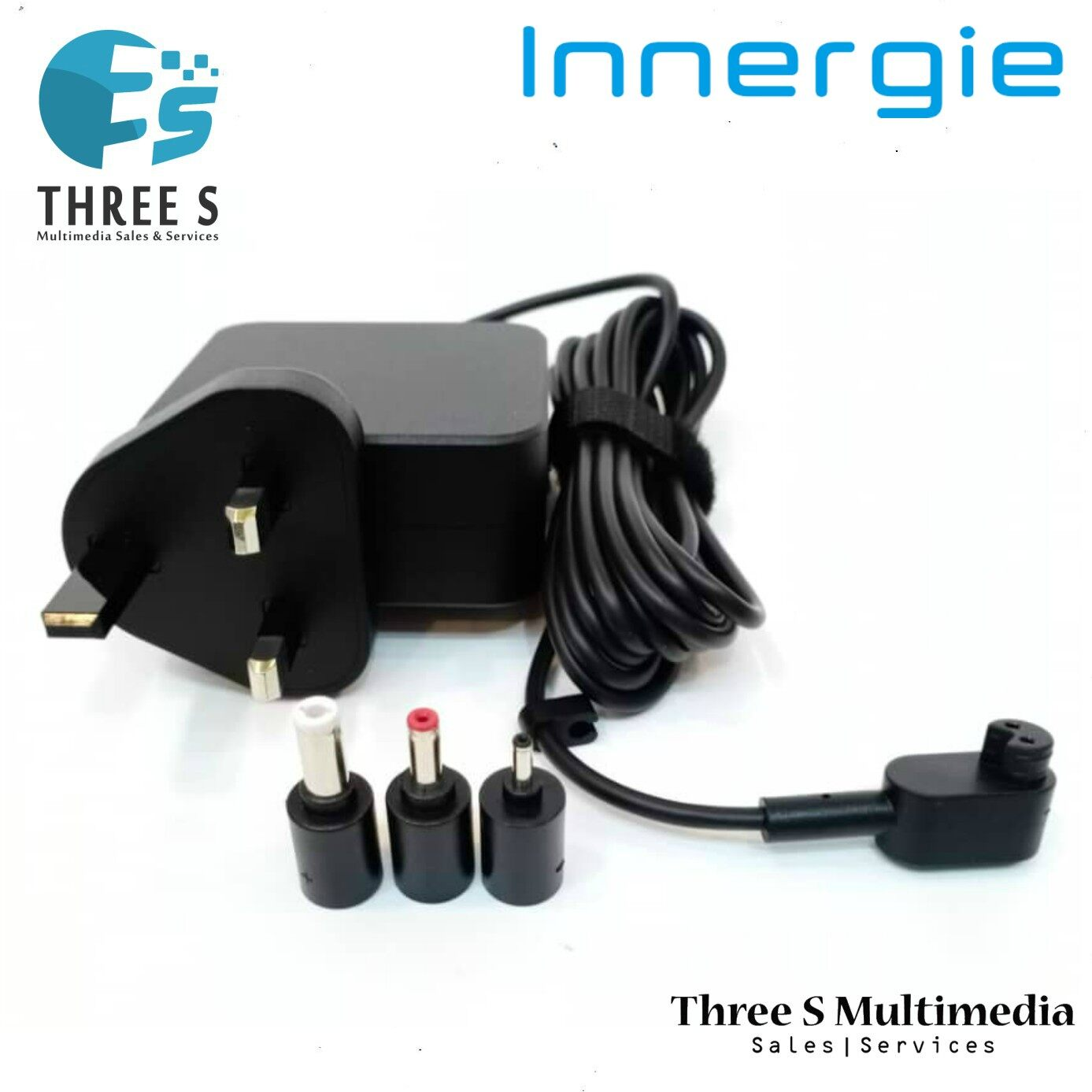 Innergie 65W Laptop Power Adapter Universal Compatibility with Built-in Cable For ASUS A Brand Of DELTA