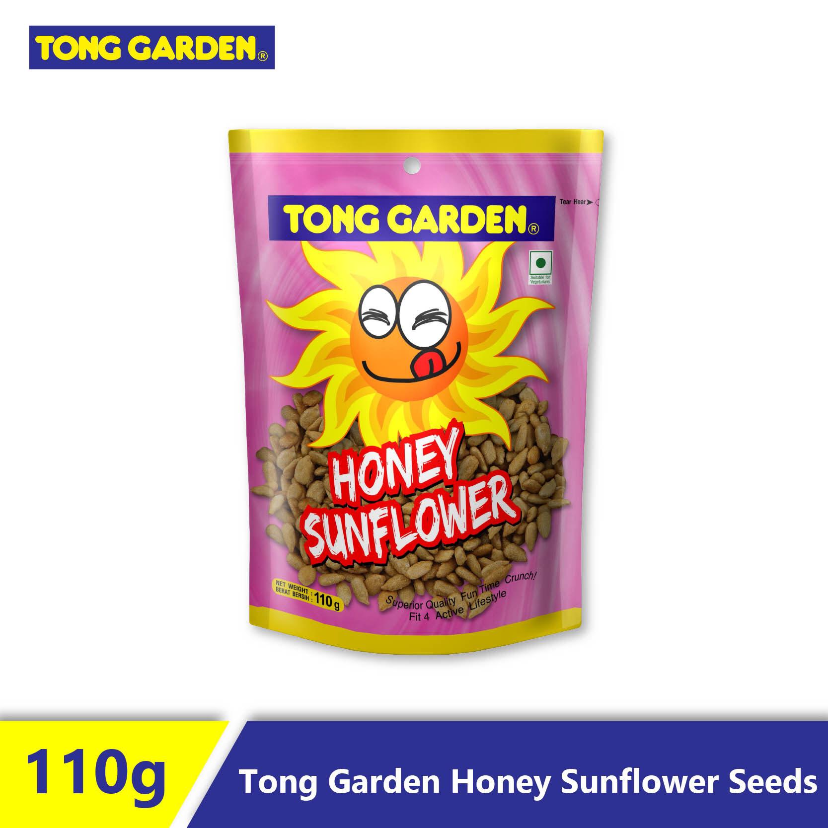 TG Honey Sunflower Seeds (10 in 1) 110G