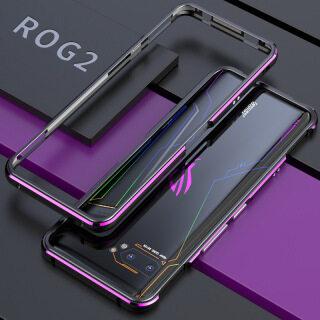 Ốp Cho Asus ROG Phone II ZS660KL Ốp Chống Sốc Khung Kim Loại BJONE Aurora 6.59 Inch thumbnail