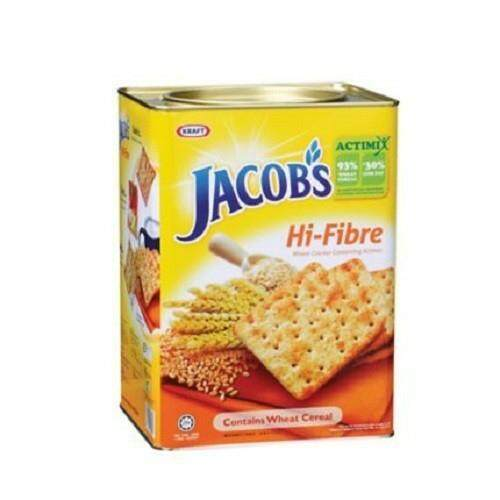 Jacobs Cracker High-Fibre (700g) READY STOCK