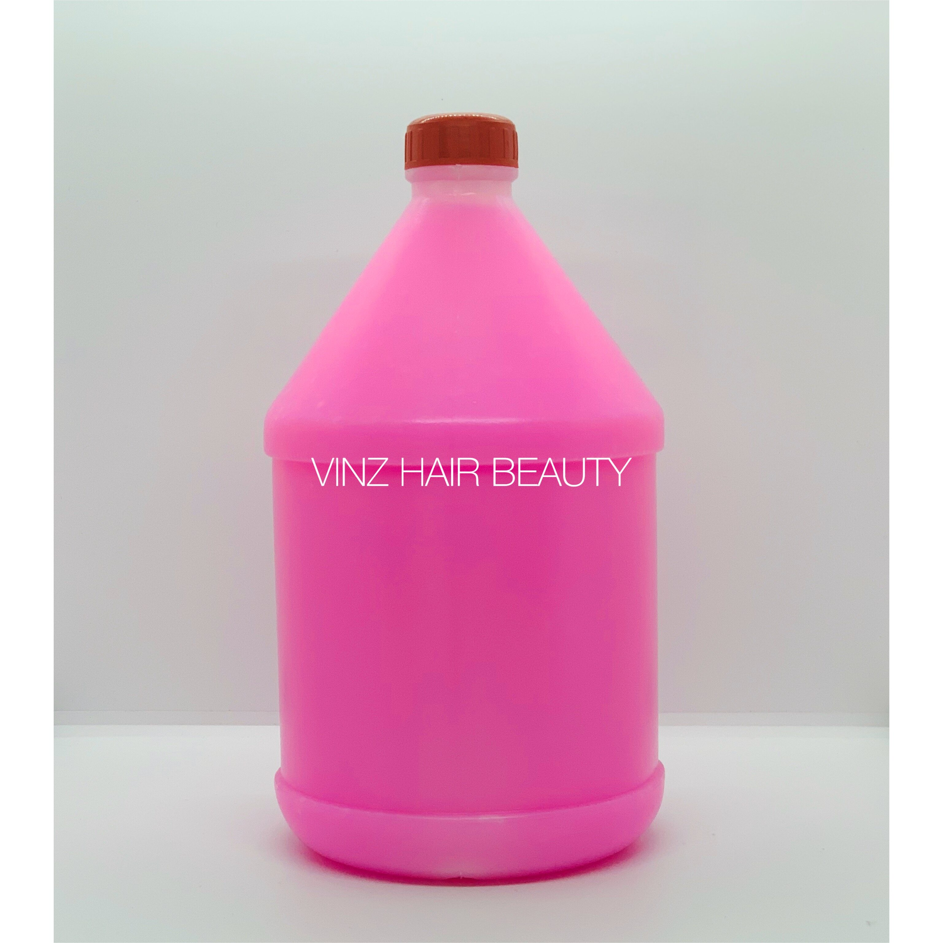Gallon Pink Strawberry Hair Conditioner Salon Pack 3000ml