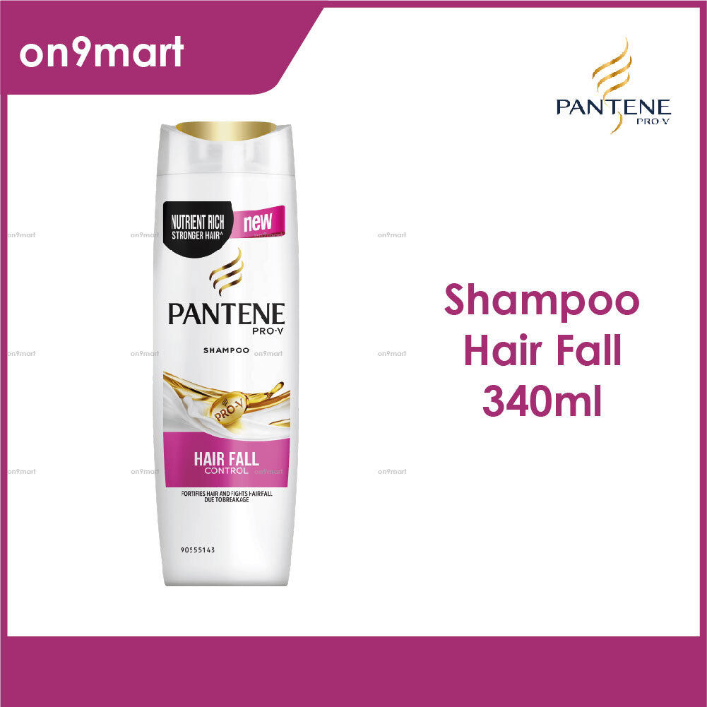 Pantene Pro-V Hair Fall Control Shampoo 340ml