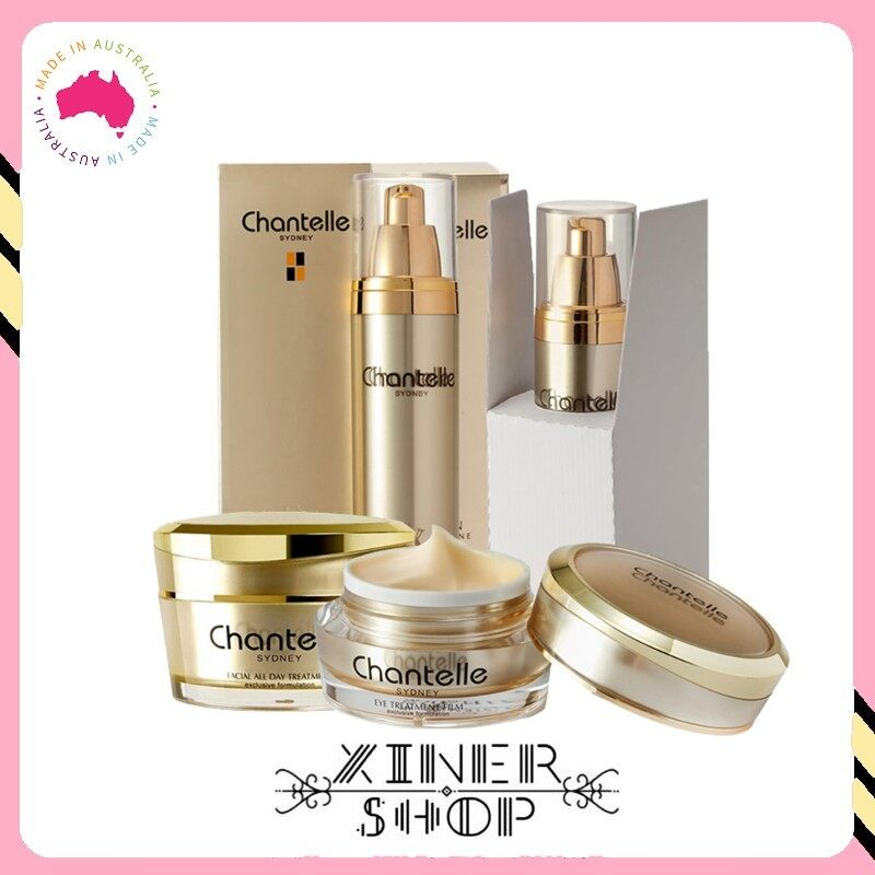[Pre Order] Chantelle Gift Pack (4 in 1) (Made In Australia)