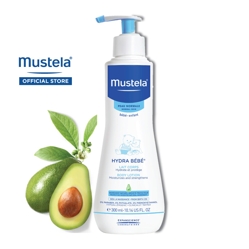 MUSTELA Hydra Bebe Body Lotion for Normal Skin (300ml)